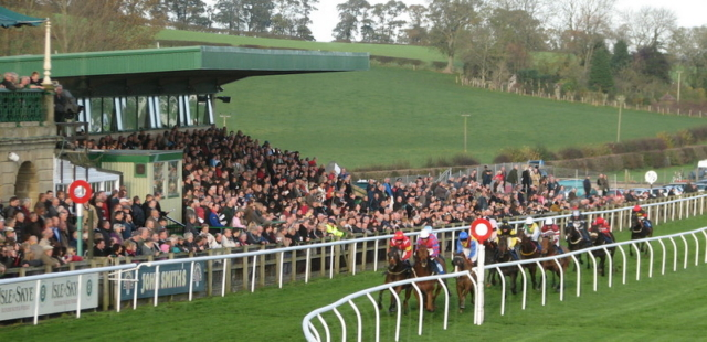 National Hunt Racing at Kelso