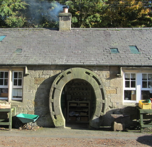 The Forge at Ford, with Etal in Northumberland, there's something for every-one
