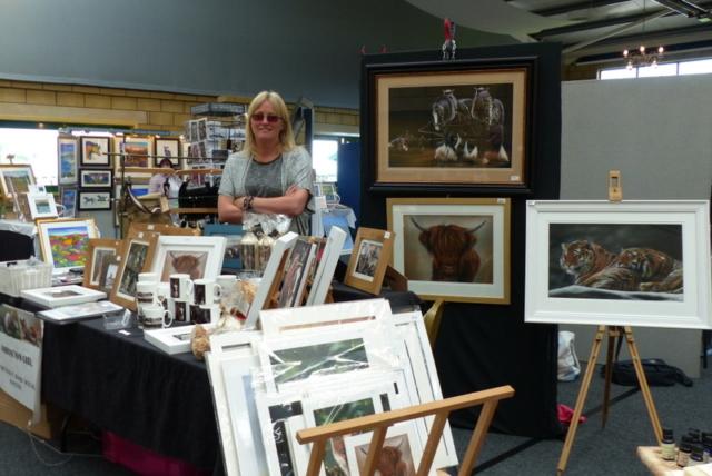 Anne Johnston Gill from Berwick