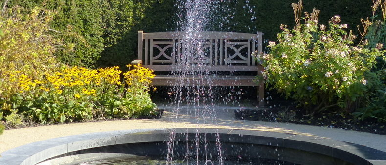 Alnwick Garden, under an hour from Hendersyde Holiday Cottages