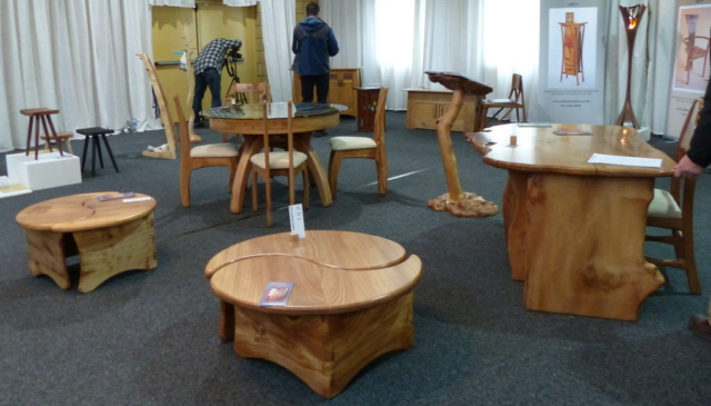 Superb furniture makers in The Scottish Borders