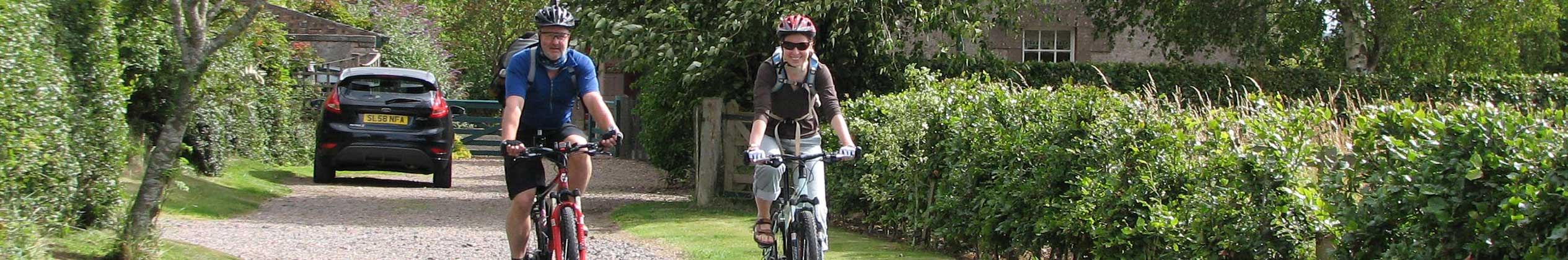Golf, Cycling, Riding in The Scottish Borders
