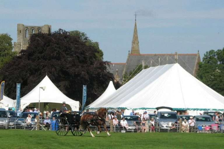 The Border Union Show at Springwood Park Kelso in July