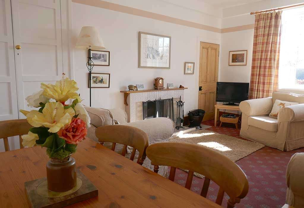 West Cottage Sitting Room