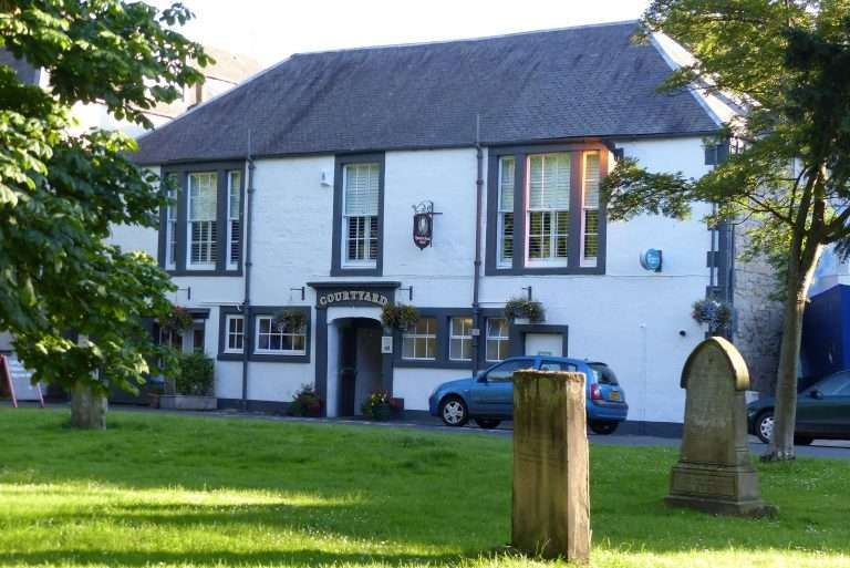 The Queens Head Hotel, Kelso