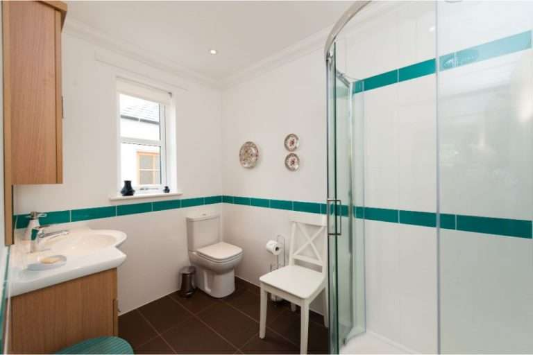 Millsyde ensuite shower room