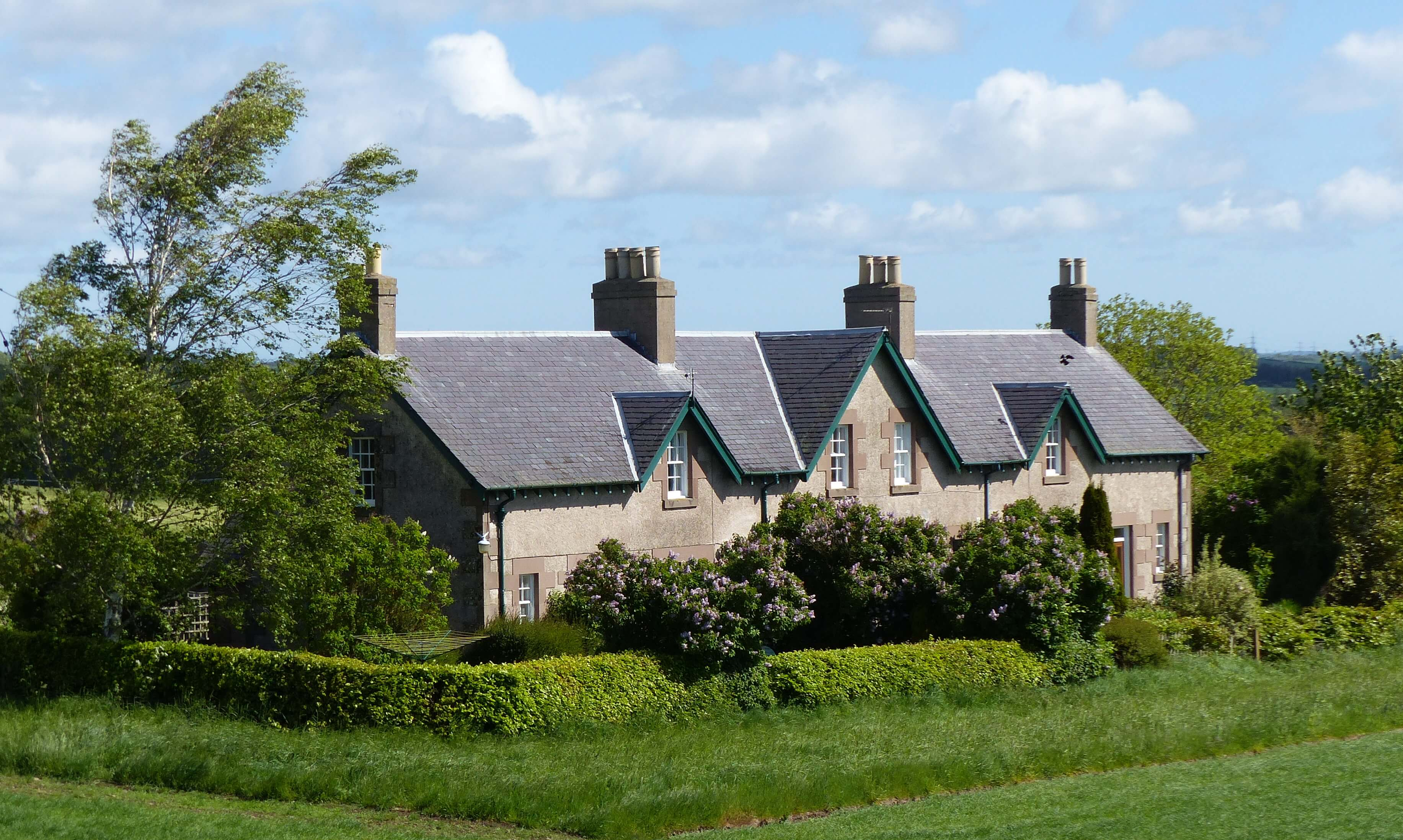 Fantastic Self Catering Kelso Hendersyde Farm Cottages Download Free Architecture Designs Remcamadebymaigaardcom